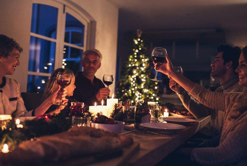 Harmonização De Ceia De Natal