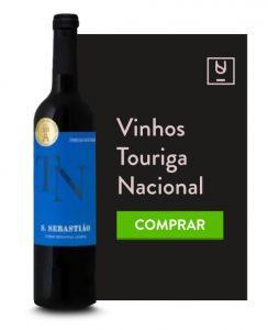 Card vinho Touriga Nacional