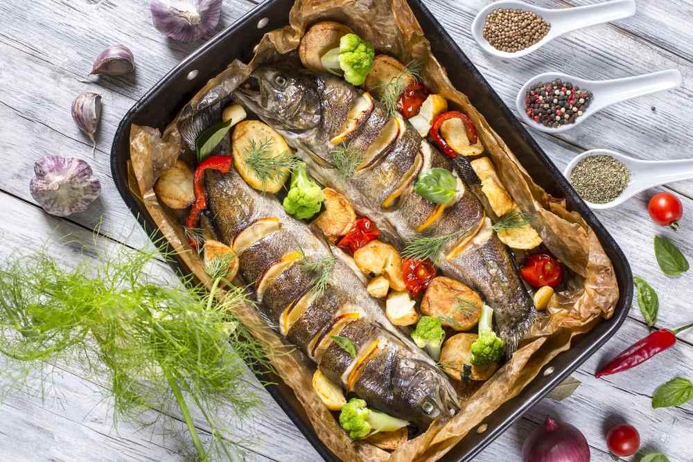 receitas de pascoa peixe assado