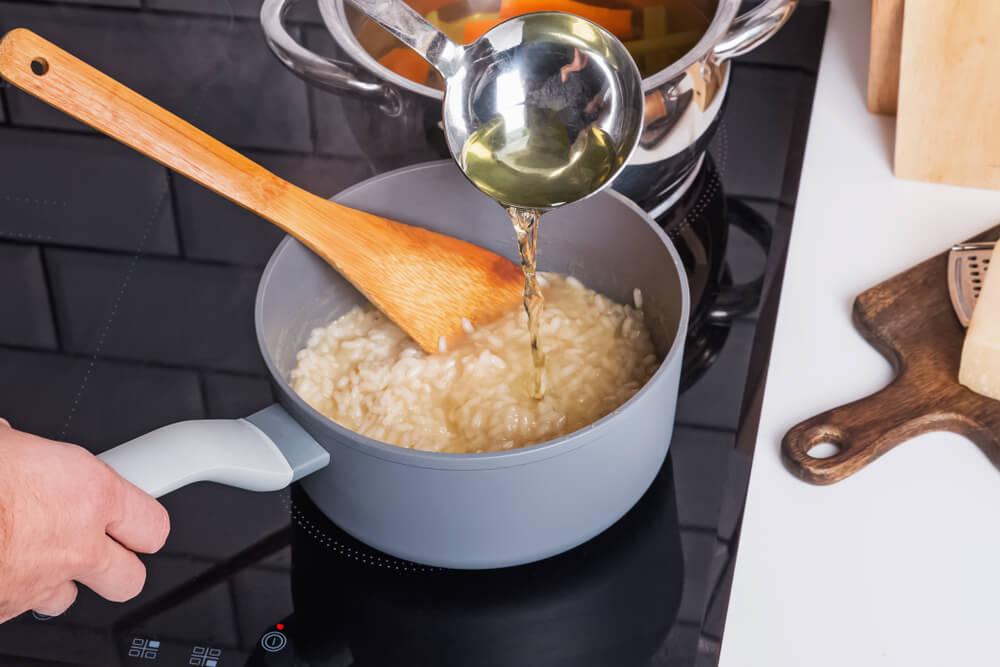 tipos de risoto modo de preparo