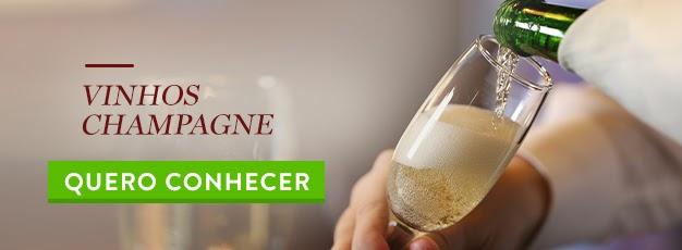 o que é champagne divvino
