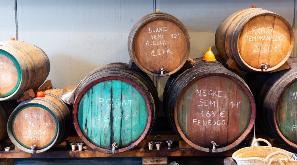 Como Era Feito O Vinho Antigamente