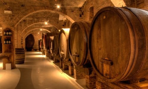 Barris De Vinho
