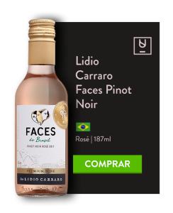 Vinho Lidio Carrao Faces Pinot Noir