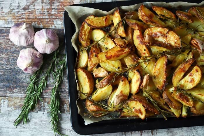 Receitas picantes Batatas Bravas