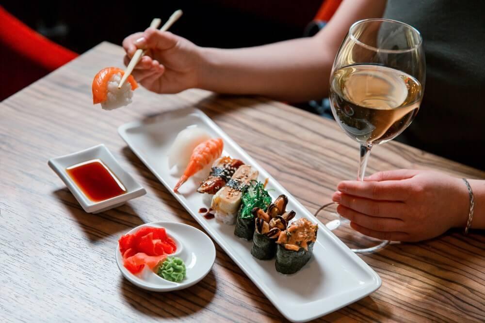 Vinho E Comida Japonesa: Saiba Como Fazer A Harmonização!