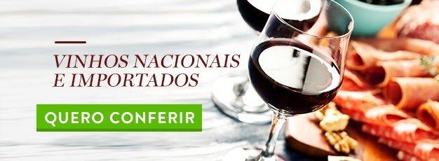 Banner vinhos nacionais e importados