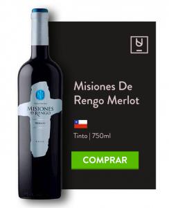 Vinho Misiones de Rengo Merlot