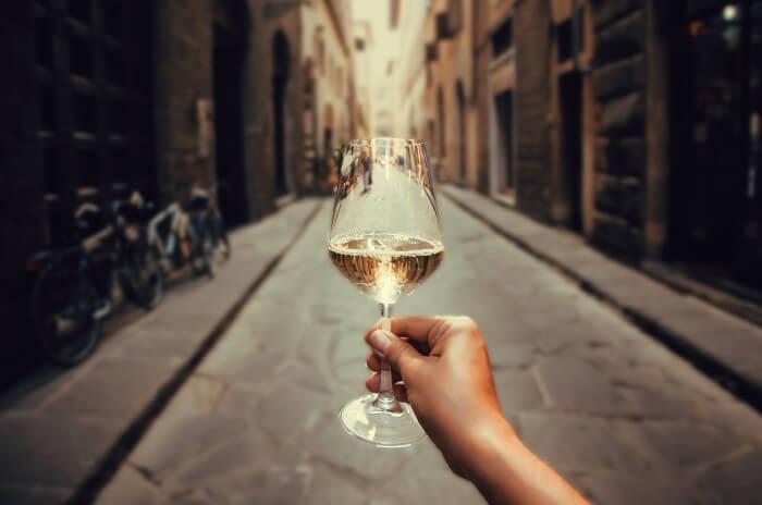 Música para tomar vinho francês