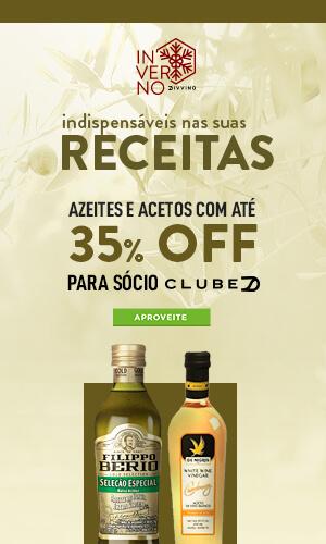 Banner promoção azeites e acetos