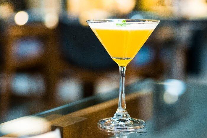 Drinks com gin - Nirvana